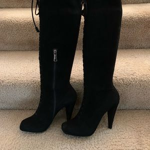 905dac28fce5 Prada Lace Up Boots for Women